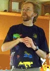 Photo of speaker David Seburn
